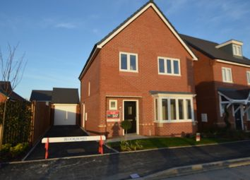 Thumbnail 4 bedroom detached house to rent in Long Road, Ffordd Long, Broughton