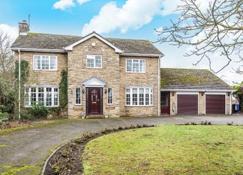 Thumbnail 4 bed detached house for sale in Thorpe In Balne, Doncaster