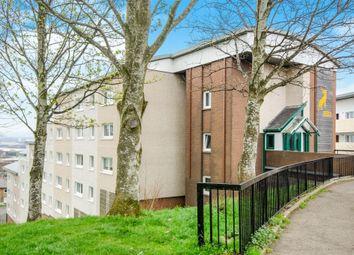 Thumbnail 1 bedroom flat for sale in Hartlaw Crescent, Hillington, Glasgow