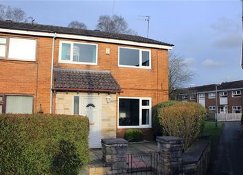 Thumbnail 3 bed terraced house for sale in Portland Walk, Macclesfield