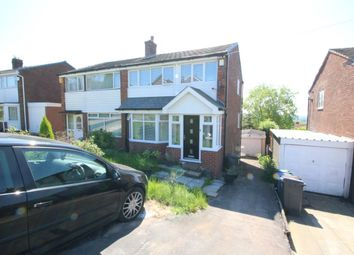 Thumbnail 3 bed semi-detached house for sale in Salisbury Drive, Dukinfield