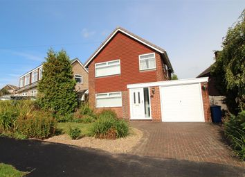 Thumbnail 3 bed detached house for sale in Peveril Crescent, West Hallam, Ilkeston