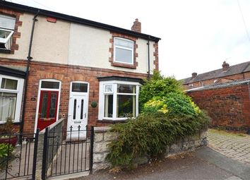 Thumbnail 2 bed end terrace house for sale in South Terrace, Wolstanton, Newcastle