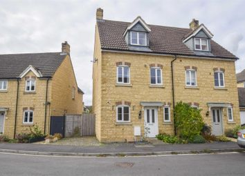 Thumbnail 4 bed semi-detached house for sale in Avenue De Gien, Malmesbury