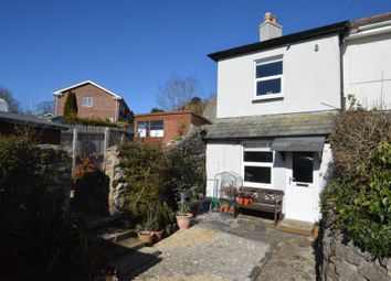 Thumbnail 1 bedroom end terrace house for sale in Hatfield Road, Torquay