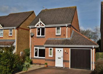 Thumbnail 3 bed detached house for sale in Rebekah Gardens, Droitwich