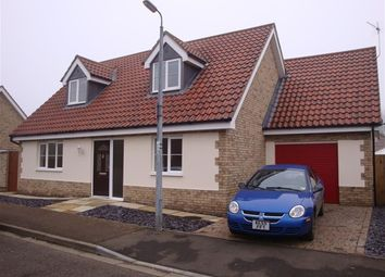Thumbnail 3 bed detached house to rent in Fleet Close, Littleport, Ely