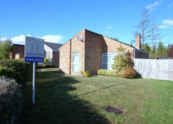 Thumbnail 2 bed bungalow for sale in Broomsquires Road, Bagshot