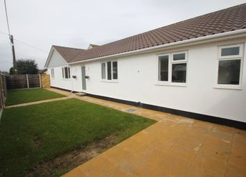 Thumbnail 2 bed semi-detached bungalow for sale in Princess Gardens, Ashingdon, Rochford