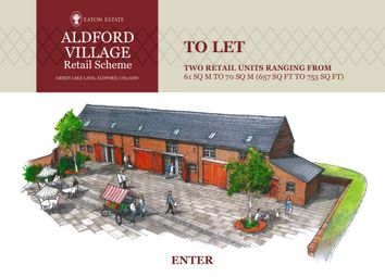 Thumbnail Retail premises to let in Unit 2 Aldford Village Retail Scheme, Green Lake Lane, Aldford
