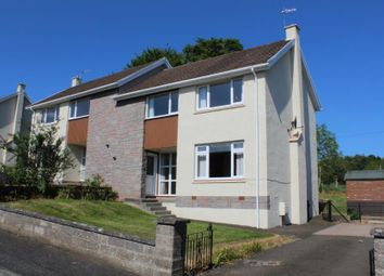 Thumbnail 3 bed property to rent in Kilmaron Crescent, Cupar