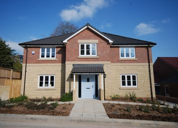 Thumbnail 4 bed detached house for sale in Elmhurst Gardens, Trowbridge