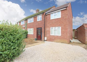 Thumbnail 4 bedroom semi-detached house for sale in Cromwell Avenue, Aylesbury