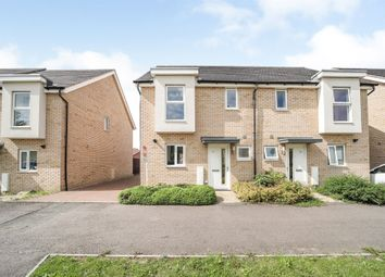 Thumbnail 3 bedroom semi-detached house for sale in Beaufort Road, Upper Cambourne, Cambridge