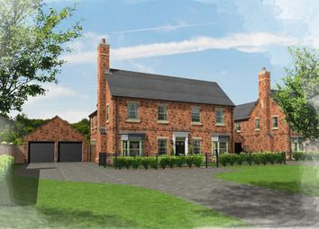 Thumbnail 5 bed detached house for sale in Plot 50, Brampton Park, Brampton