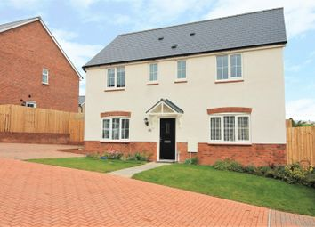 Thumbnail 4 bed detached house for sale in Squires Meadow, Ross-On-Wye