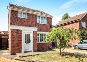 Thumbnail 3 bedroom detached house for sale in Barry Walk, Peterborough