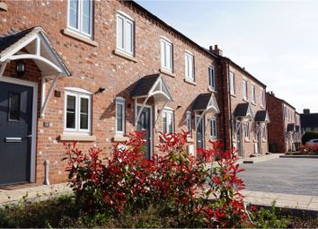 Thumbnail 2 bed town house for sale in Saxon Gardens, Leicester