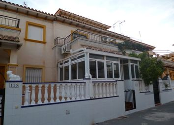 Thumbnail 2 bed town house for sale in Punta Prima, Alicante, Spain