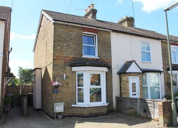 Thumbnail 3 bed end terrace house for sale in Strode Street, Egahm