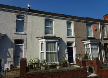 Thumbnail 3 bed terraced house for sale in 35 Coed Saeson Crescent, Sketty, Swansea