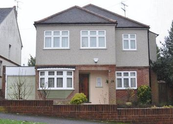 Thumbnail 4 bed detached house for sale in Mount Crescent, Warley, Brentwood