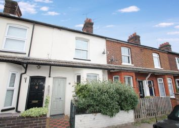Thumbnail 3 bed terraced house to rent in Castle Road, St.Albans
