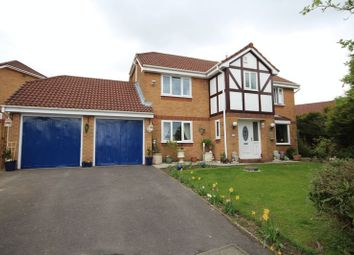 Thumbnail 4 bed detached house for sale in Keats Avenue, Norden, Rochdale