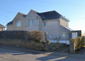 Thumbnail 3 bed semi-detached house for sale in Killan Road, Dunvant, Swansea