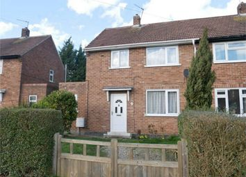Thumbnail 2 bedroom semi-detached house for sale in Bramham Avenue, York
