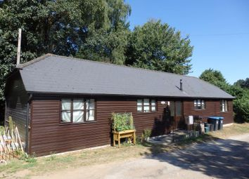 Thumbnail 2 bedroom bungalow to rent in Oxted Road, Godstone, Surrey