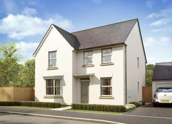 "Thumbnail 4 bed detached house for sale in ""Holden"" at West Yelland, Barnstaple"