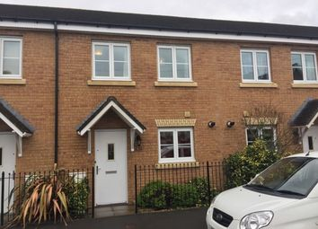 Thumbnail 3 bed terraced house to rent in Ffordd Watkins, Birchgrove