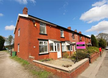 Thumbnail 2 bed end terrace house for sale in Bolton Road, Hawkshaw, Bury, Lancashire