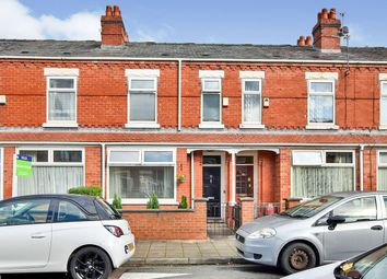 Thumbnail 3 bed terraced house for sale in Clyne Street, Stretford, Manchester, Greater Manchester