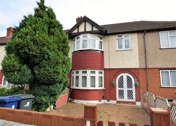 Thumbnail 3 bed terraced house to rent in Whitton Avenue West, Greenford, Greater London