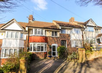 Thumbnail 3 bed terraced house for sale in Heriot Avenue, London