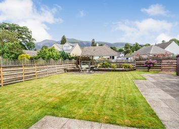 Thumbnail 4 bed detached bungalow for sale in High Hill, Keswick