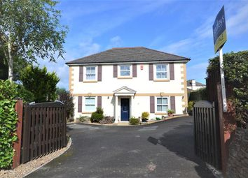 Thumbnail 4 bed detached house for sale in Horsewhim Drive, Kelly Bray, Callington, Cornwall