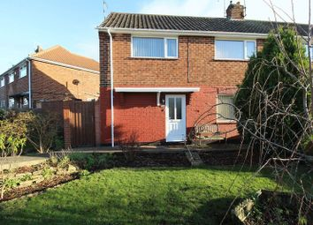 Thumbnail 3 bed semi-detached house for sale in Beech Tree Avenue, Mansfield Woodhouse, Mansfield