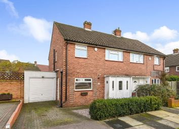 Thumbnail 3 bed semi-detached house for sale in The Rise, Bexley