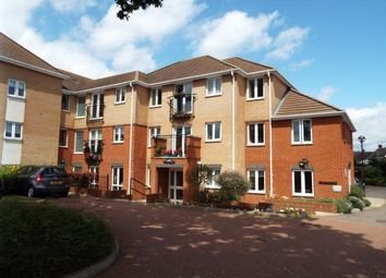 Thumbnail 2 bed flat for sale in Olympic Court, Cannon Lane, Luton, Bedfordshire