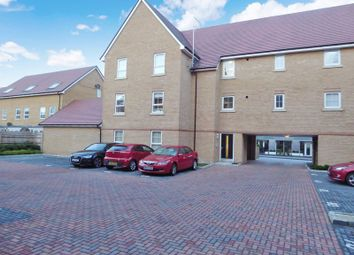 Thumbnail 2 bed flat for sale in Bank Avenue, Dunstable