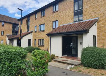 Thumbnail 1 bed flat for sale in Badger Close, Brookside, Hanworth