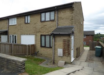 Thumbnail 3 bed town house for sale in School Crescent, Dewsbury