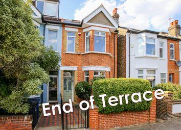 Devonshire Road, London W5. 3 bed end terrace house