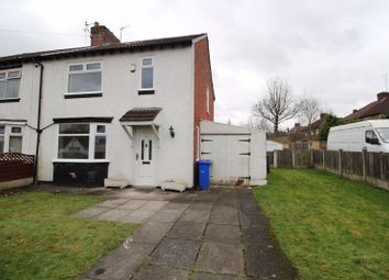 3 bed semi-detached house to rent in Northbrook Avenue, Blackley, Manchester M8
