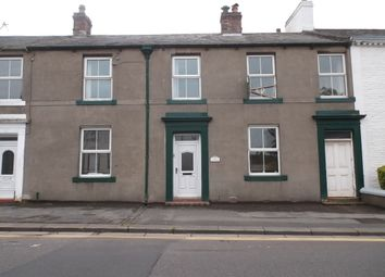 Thumbnail 2 bed terraced house for sale in Strand Terrace, Burnfoot, Wigton