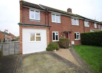 Thumbnail 4 bed semi-detached house for sale in Oliver Whitby Road, Chichester, West Sussex
