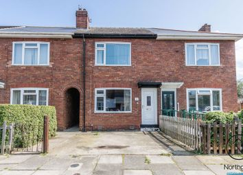 Thumbnail 2 bed terraced house for sale in Cornwall Crescent, Billingham